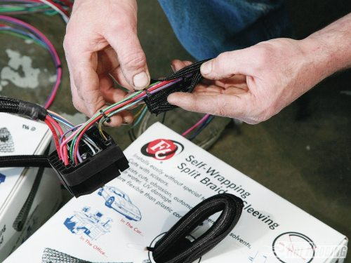 small resolution of new painless performance wiring harness for project nova hot rod rh hotrod com painless wiring harness chevy painless wiring harness diagram