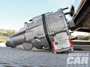 Gear Vendors UnderOverdrive Install  Deep Trouble Eliminator  Hot Rod Network