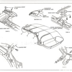 1968 Camaro Wiring Diagram Online Model T Ford Coil Pontiac Firebird Top Install Hot Rod Network