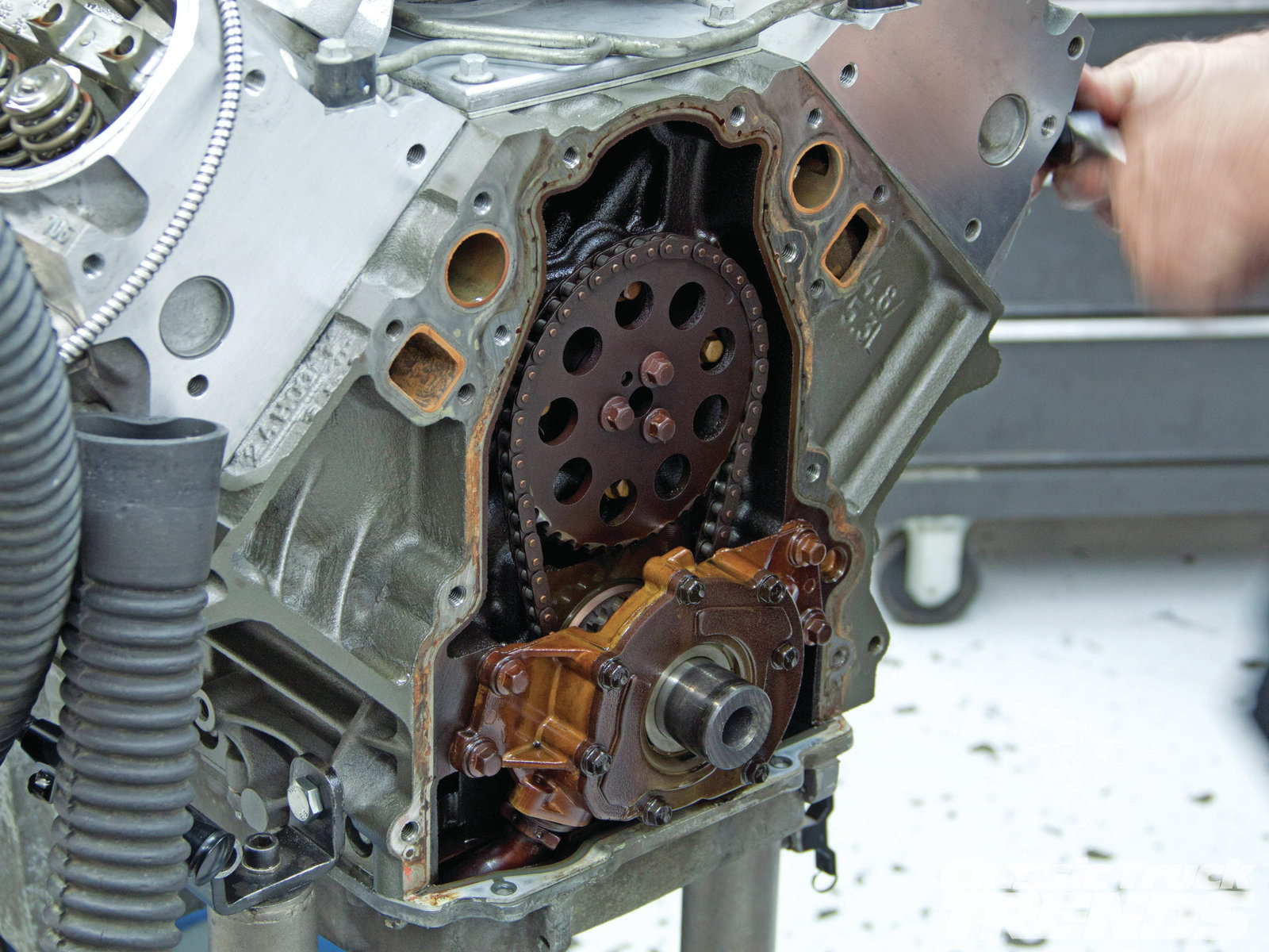 hight resolution of 342599 29 415hp from a basic 5 3 ls engine