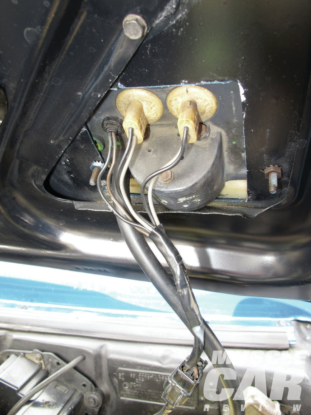 medium resolution of 1969 firebird hood tachometer spec tach ular hot rod network gto hood tach gto hood tach wiring diagram