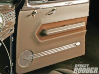 Rod Doors Panels & Door Panel Detail