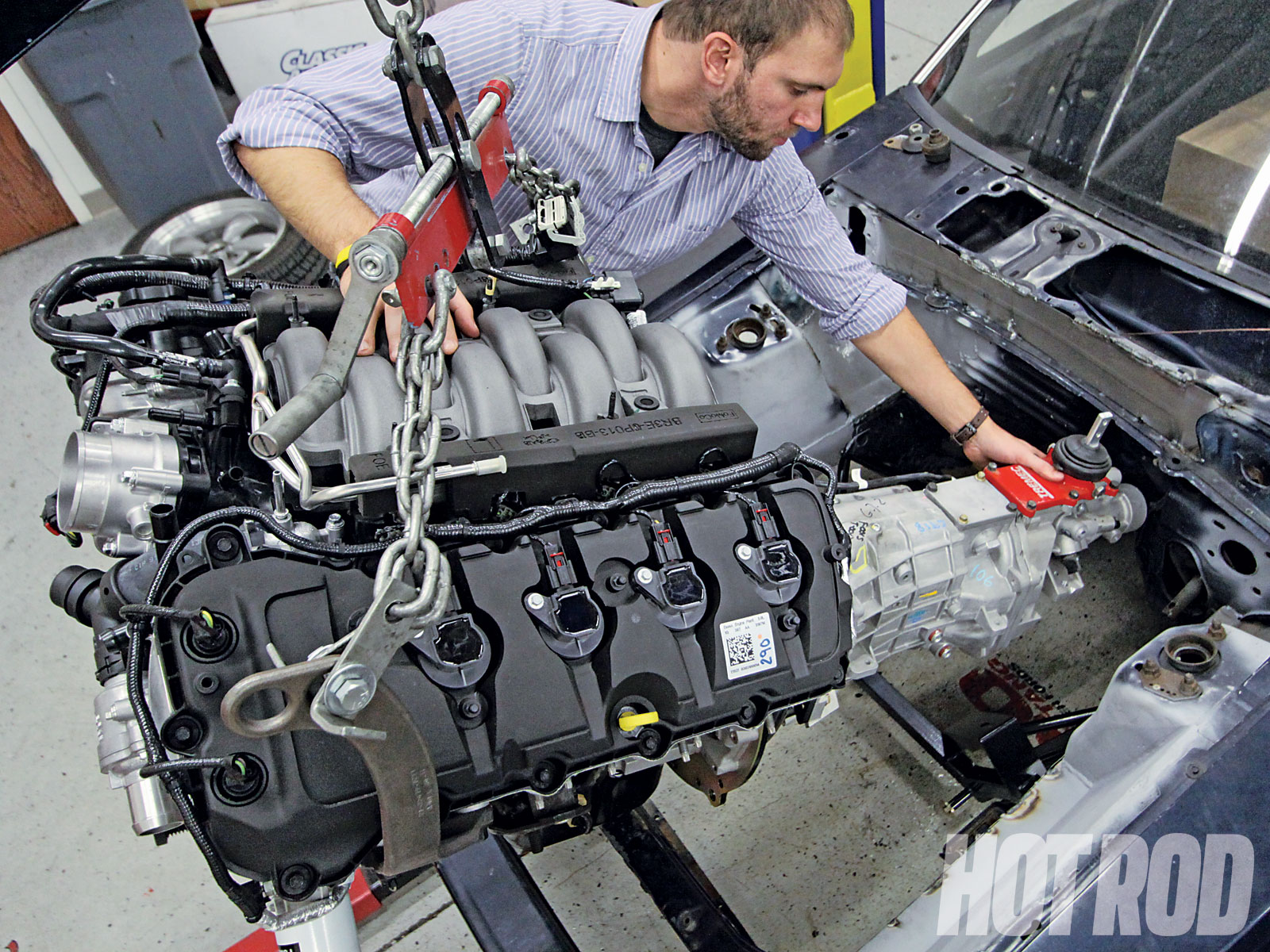 hight resolution of ford 4 6 engine swap wiring