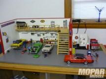 Printable 1 24 Garage Diorama Templates - Exploring Mars