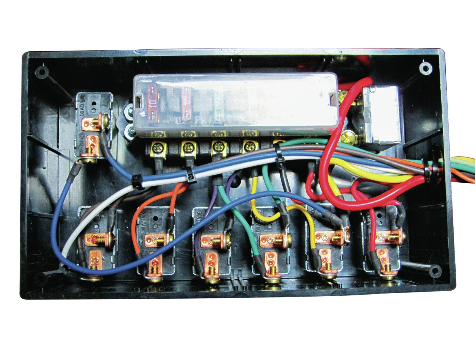 Deluxe Hot Rod Wiring Diagram Deluxe Get Free Image About Wiring
