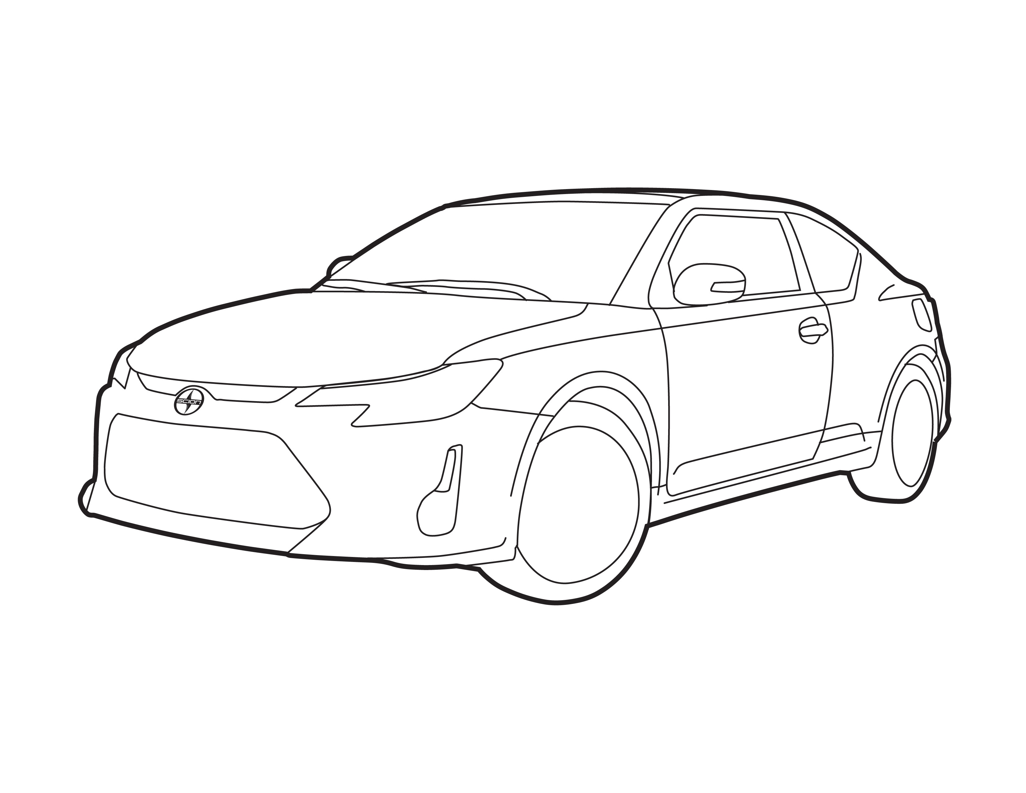 Can a Toyota Scion be a Hot Rod? Scion's tC Tuner
