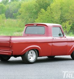 1961 ford f 100 unibody a crowning achievement custom classic trucks hot rod network [ 1600 x 1200 Pixel ]