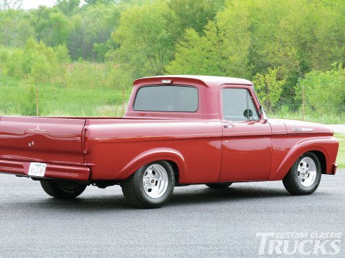 small resolution of 1961 ford f 100 unibody a crowning achievement custom classic trucks hot rod network