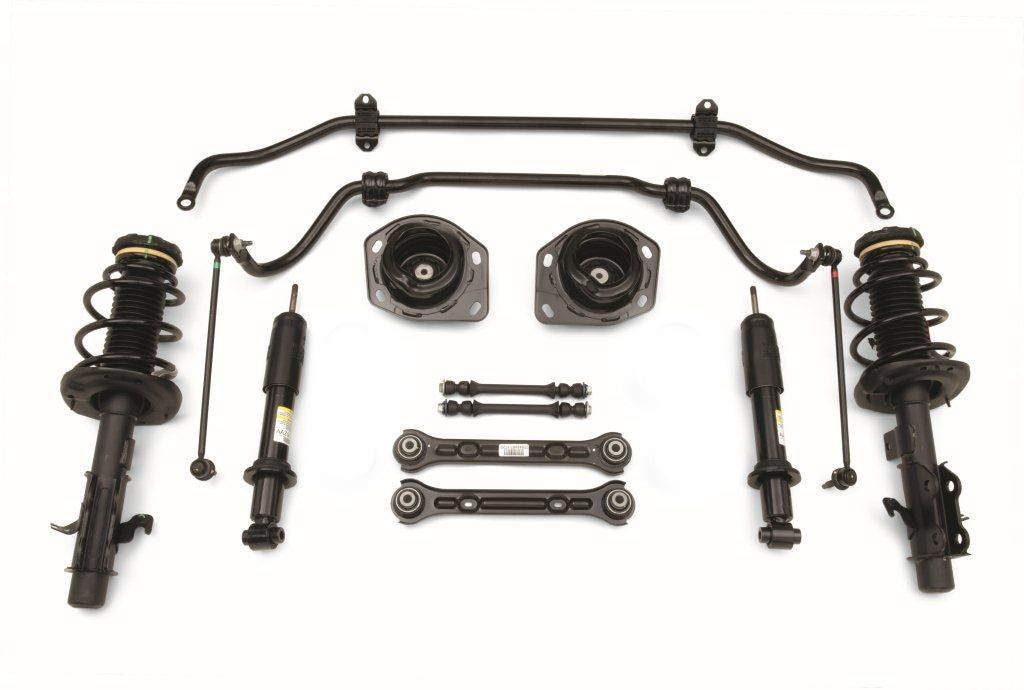 Chevrolet Releases Collection of Performance Parts for