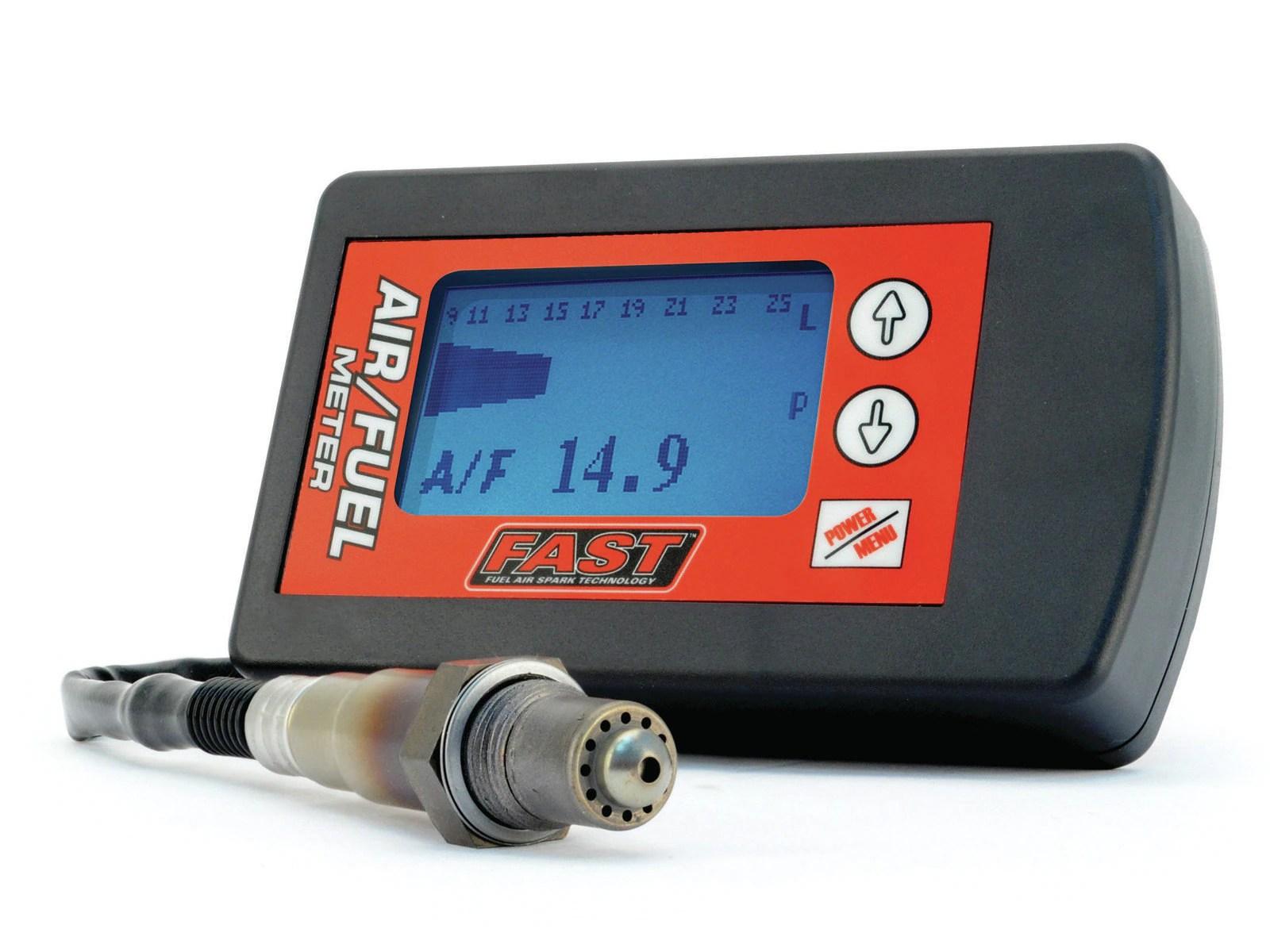 medium resolution of fast air fuel ratio meter popular carb tuning hot rod network universal o2 sensor wiring car tuning car tuning
