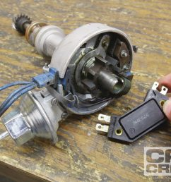 how to convert a ford or chrysler ignition to gm hei car craftford duraspark magnetic pickup [ 1600 x 1200 Pixel ]