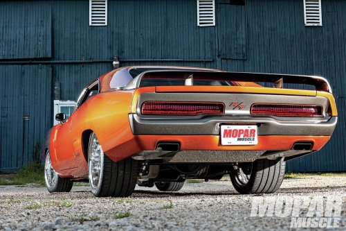 small resolution of 1970 dodge charger rear end view