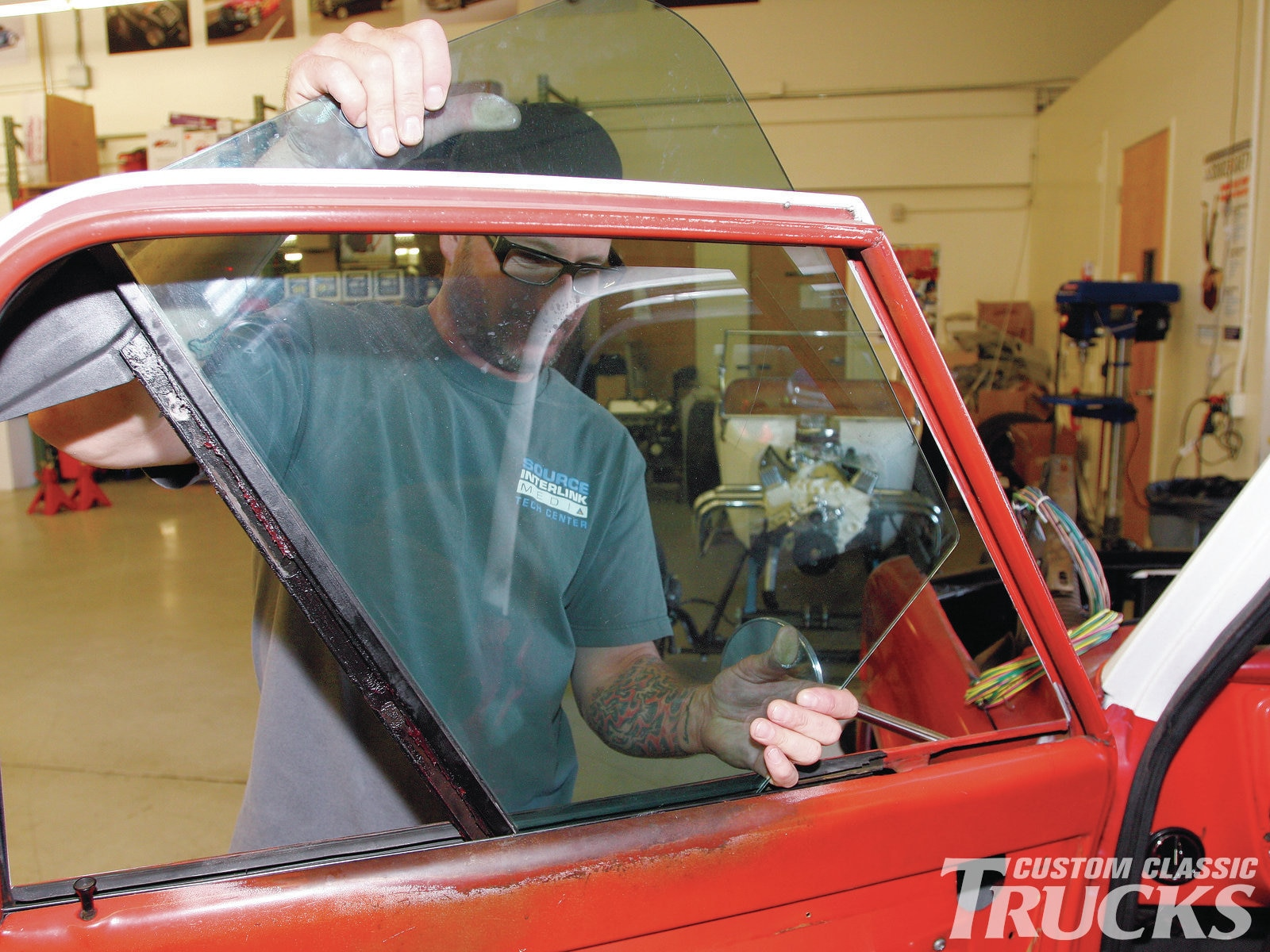 hight resolution of electric life power window kit installation custom classic trucks