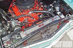 1965 Chevy El Camino Overheating Fix  Hot Rod Network