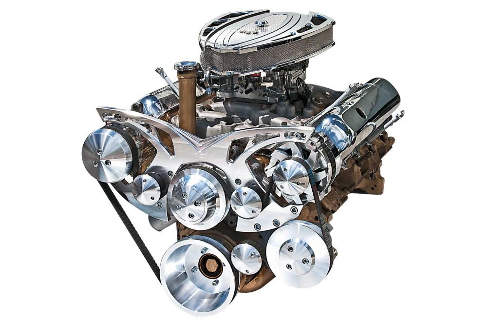 medium resolution of serpentine beltdrives for an oldsmobile v8 hot rod network rh hotrod com v8 engine animation v8