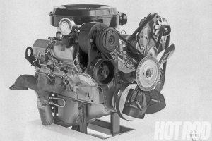 Serpentine Beltdrives for an Oldsmobile V8  Hot Rod Network