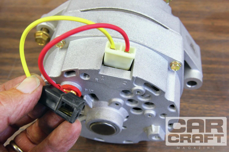 02 S10 Wiring Diagram Alternator Upgrades Junkyard Builder Hot Rod Network