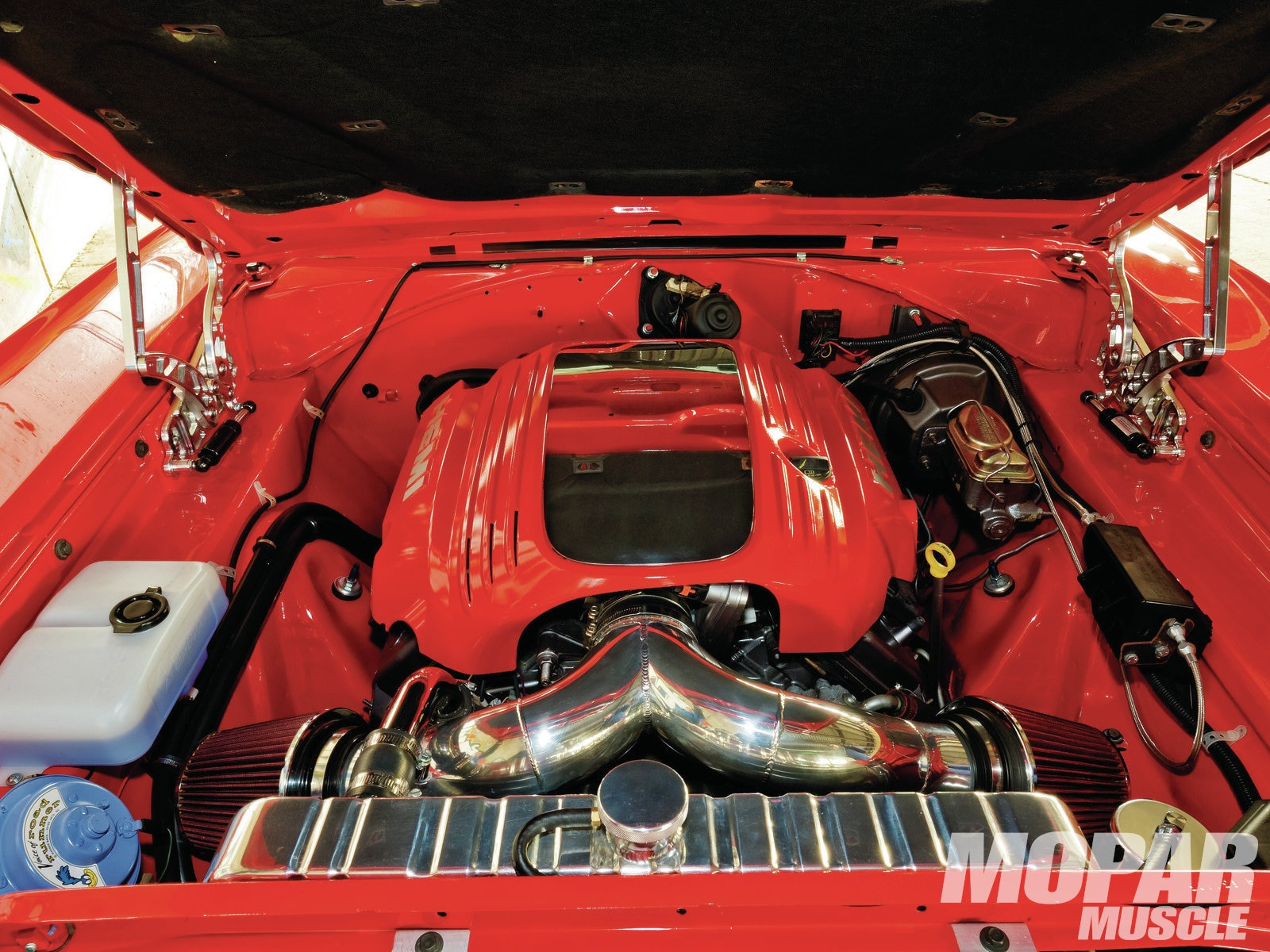 1971 Dodge Demon And 1969 Plymouth Satellite  Mopar