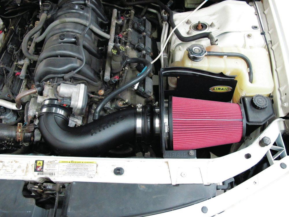 medium resolution of 2006 dodge charger cold air intake kits install and test mopar fuel filter 06 dodge charger