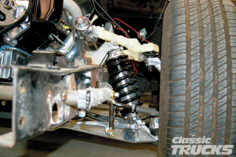 Diagram Of Garage Door Components Corvette Front Suspension Installation Hot Rod Network