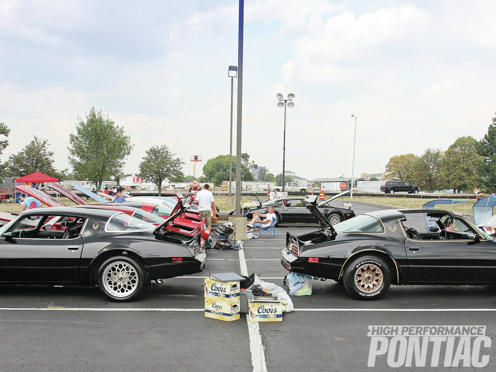 28th Annual Trans Am Nationals Hot Rod Network