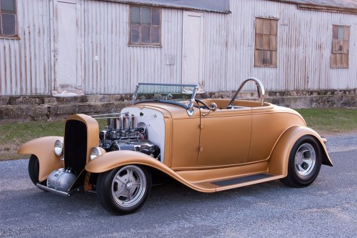 small resolution of with flowing fenders and a pavement hugging stance neal s roadster has plenty of attitude