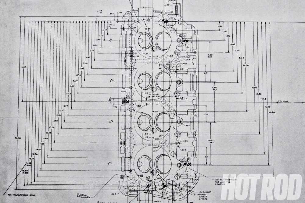 medium resolution of airflow is the 426 hemi head s number one priority like the 51