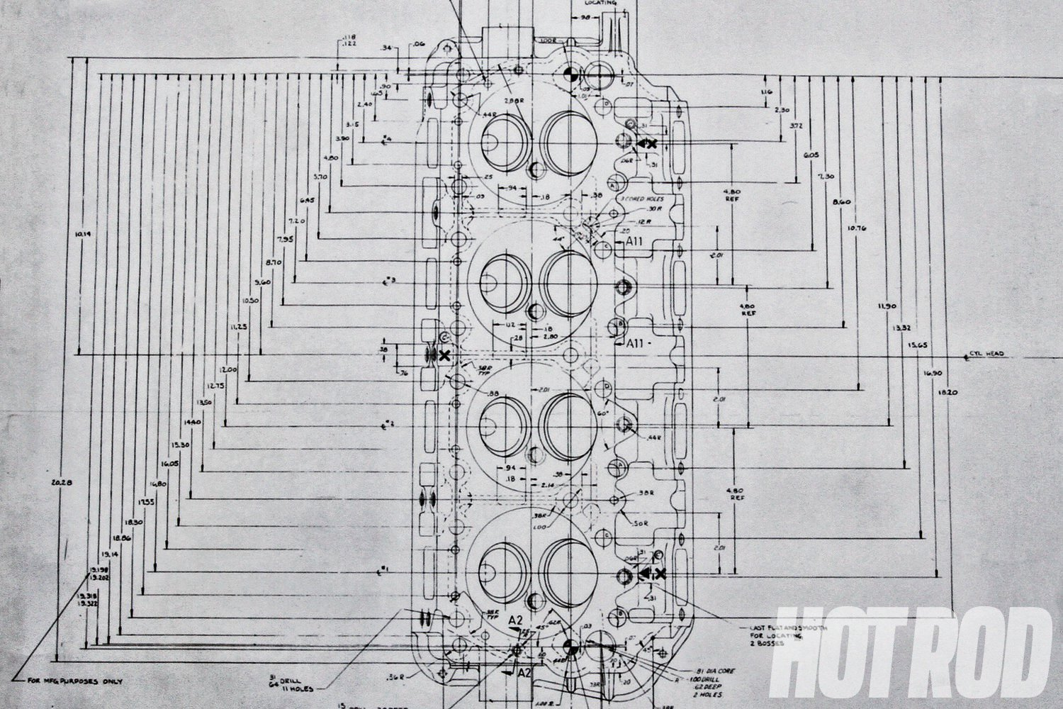 hight resolution of airflow is the 426 hemi head s number one priority like the 51