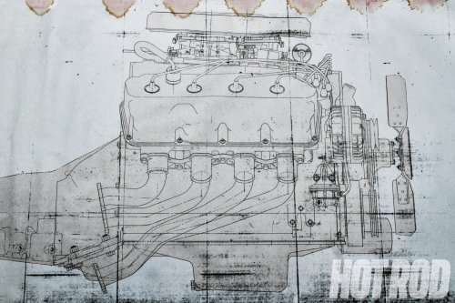 small resolution of chrysler 426 hemi blueprint