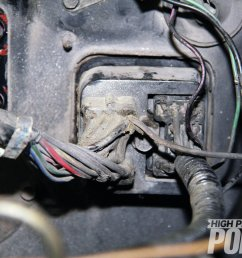 how to install a reproduction wiring harness high performance pontiac hot rod network turn signal wiring [ 1500 x 1000 Pixel ]