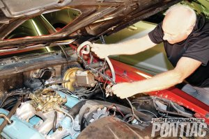 How to Install a Reproduction Wiring Harness  High Performance Pontiac  Hot Rod Network