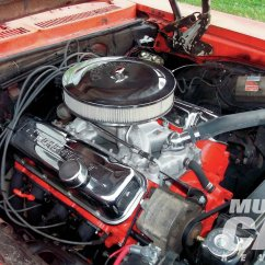 1970 Chevy Truck Wiring Diagram Parrot Mki9200 A Pair Of Ss396 Novas - Rare Finds Hot Rod Network