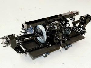 Kugel Independent Rear Suspension System  Hot Rod Network