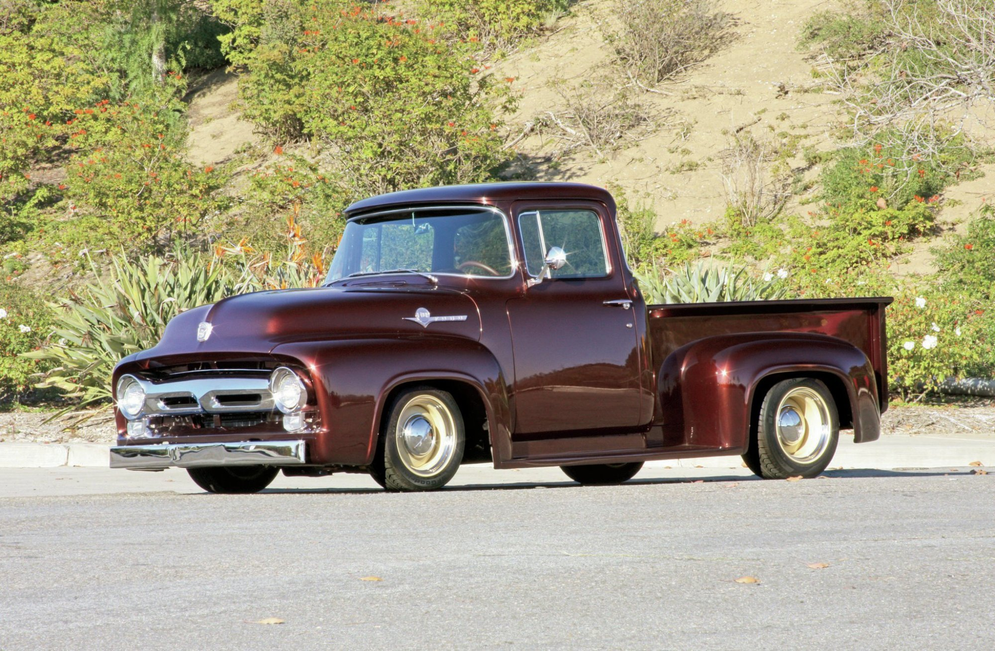 hight resolution of 1956 ford f 100
