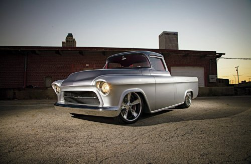 small resolution of 1957 chevy truck