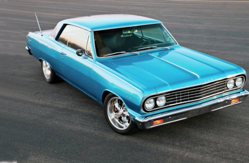 small resolution of 1964 chevelle malibu ss the power of one hot rod network 1964 chevy impala fuse box