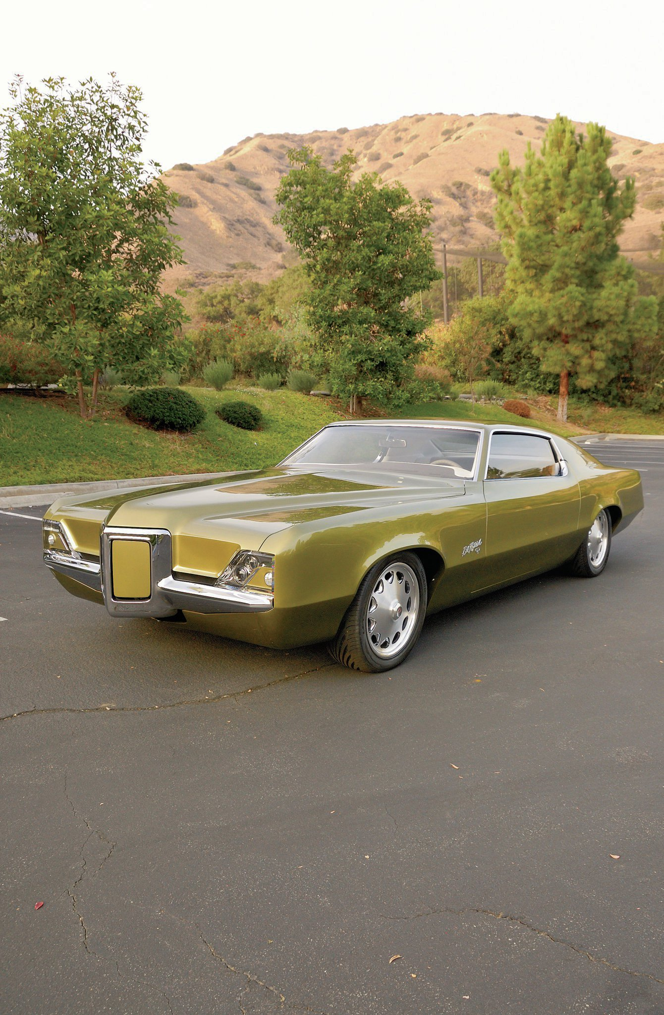 hight resolution of 1969 pontiac grand prix tale to the chief