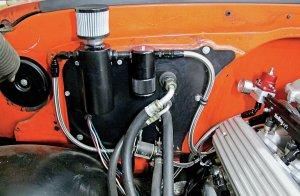Venting to Cure Crankshaft Pressure  Hot Rod Network