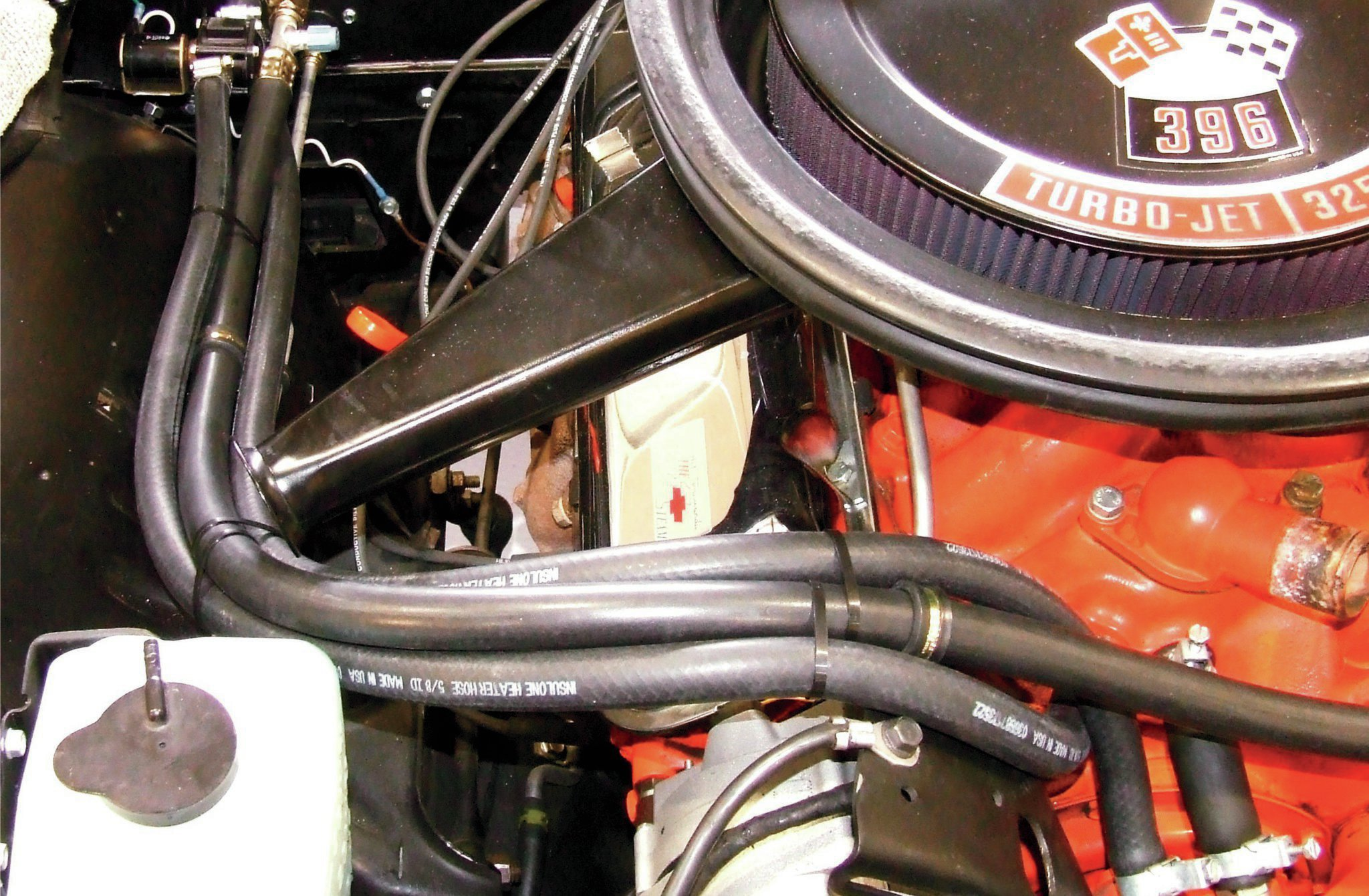 Gto Belt Diagram Installing Air Conditioning In Your Muscle Car Hot Rod