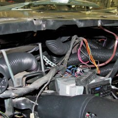1968 Mustang Wiring Diagram Triumph Bonneville T120 Installing Air Conditioning In Your Muscle Car - Hot Rod Network