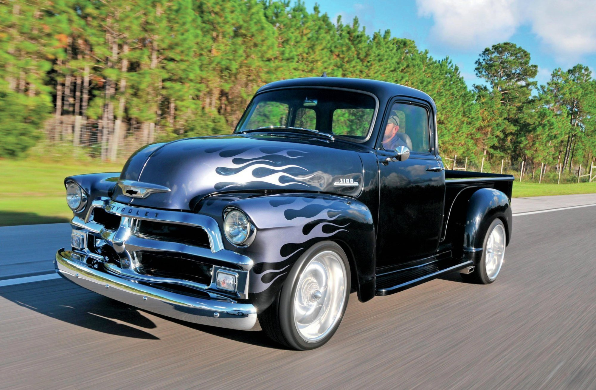 hight resolution of 1954 chevy 3100