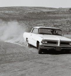 1962 pontiac grand prix front in motion [ 2048 x 1340 Pixel ]