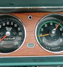 repairing a 1965 1967 gto tach hot rod network pontiac grand prix wiring diagrams 1965 pontiac 1965 pontiac gto rally gauge  [ 2048 x 1340 Pixel ]