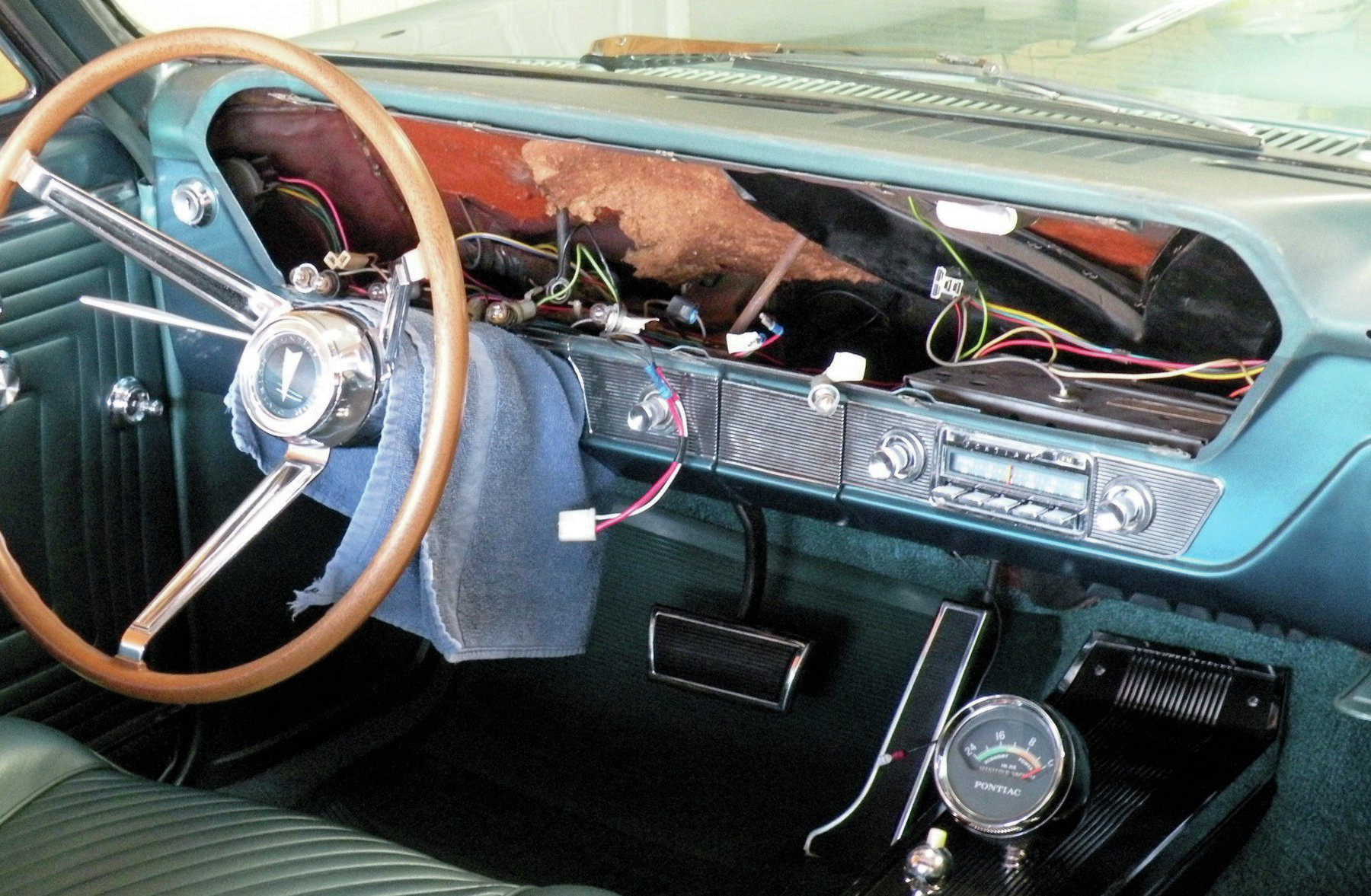 1965 Gto Instrument Cluster Wiring Diagram Free Picture Wiring