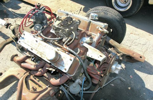 small resolution of chevrolet small block 3501
