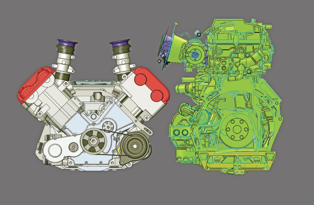 medium resolution of currently under development by hartley is the bolt 8 v8 a new robust design for