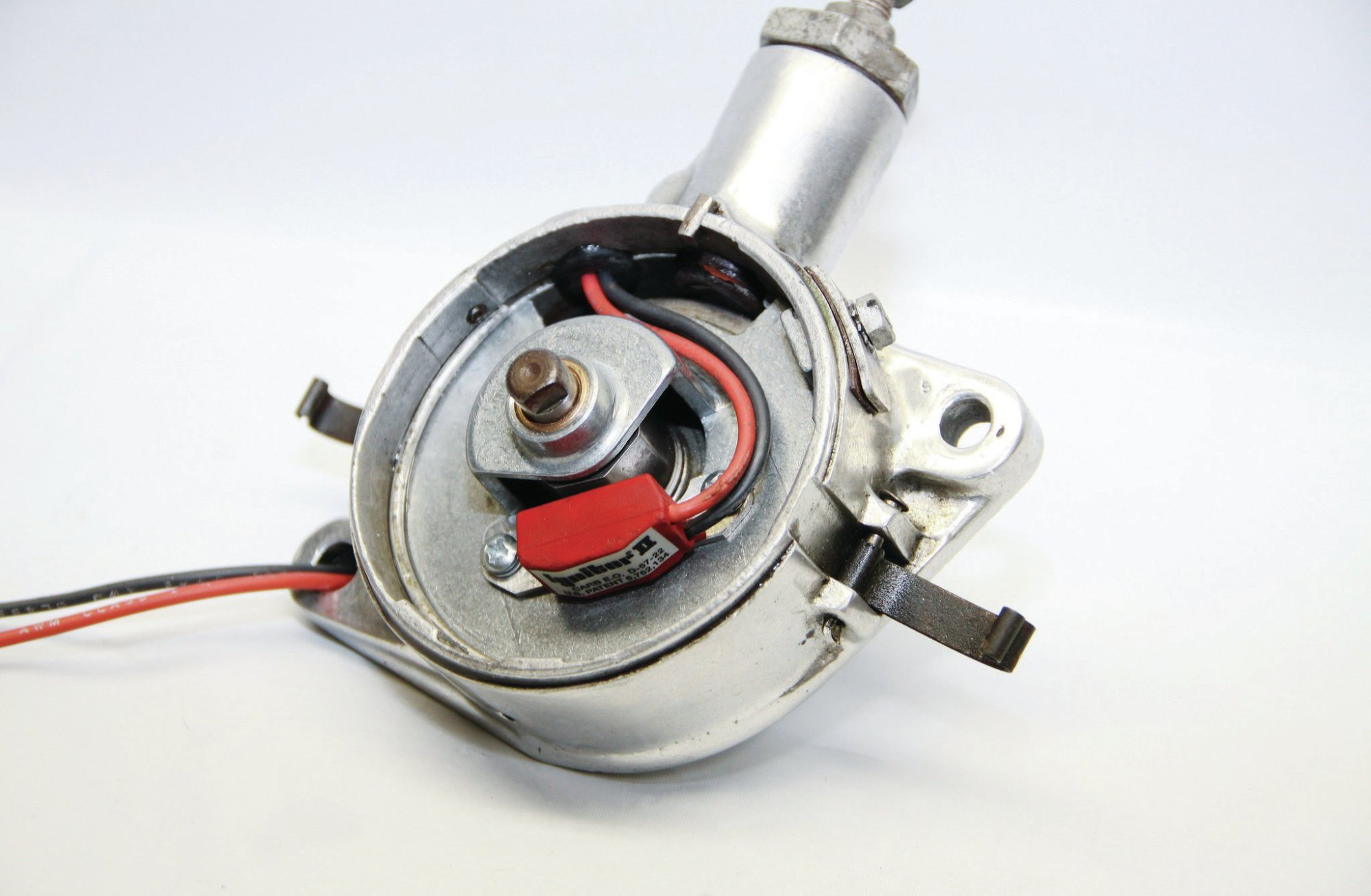 hight resolution of ford flathead pertronix assembly electronic distributor1