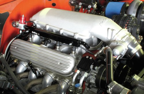 small resolution of 1968 chevrolet c10 ls engine moving the coil packs on