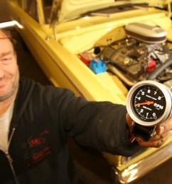 auto meter tachometer tach it on [ 4151 x 2756 Pixel ]