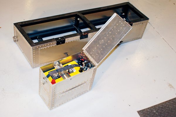 Curing Battery Blues - Custom Box Design Hot